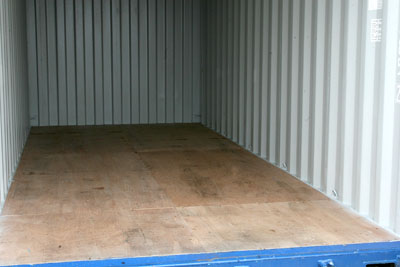 The General Storage Company : Our Containers